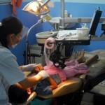 UBC funded dental dept
