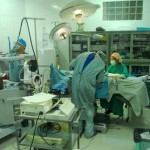 small operating theater