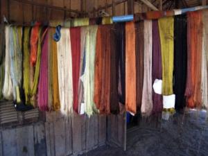 2 silk threads