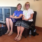 Dr. Cheri Nijssen-Jordan & Margaret Wing BScPharm, RPh, MBA